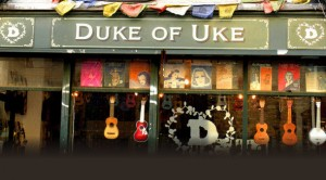 "cc-licenced image ""Duke  of Uke"" by flickr user Kathleen Conklin"