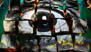 """cc-licensed image """"Eye in the Pool"""" by flickr user Steve Jurvetson"""