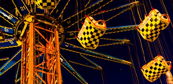 "cc licensed image ""Star Flyer - Follow me into the blue"" by flickr user Traveller 40"