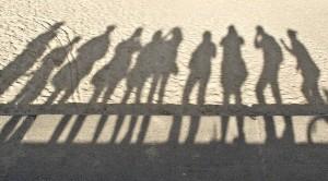 "cc-licensed image ""The Group"" by flickr user Grzegorz Kobinski"
