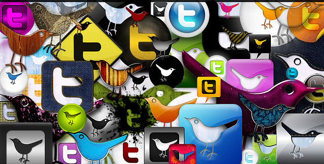 "cc-licensed image ""53 Twitter Icons"" by flickr user webtreats"